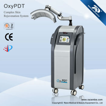 OxyPDT-II Hot sale led color light therapy beauty salon equipment (CE,ISO13485 since1994)
