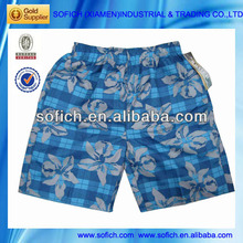 ZA-133 Microfiber printed Mesh Men Reversible Shorts