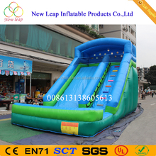 inflatable small pool water slide used swimming pool slide for sale