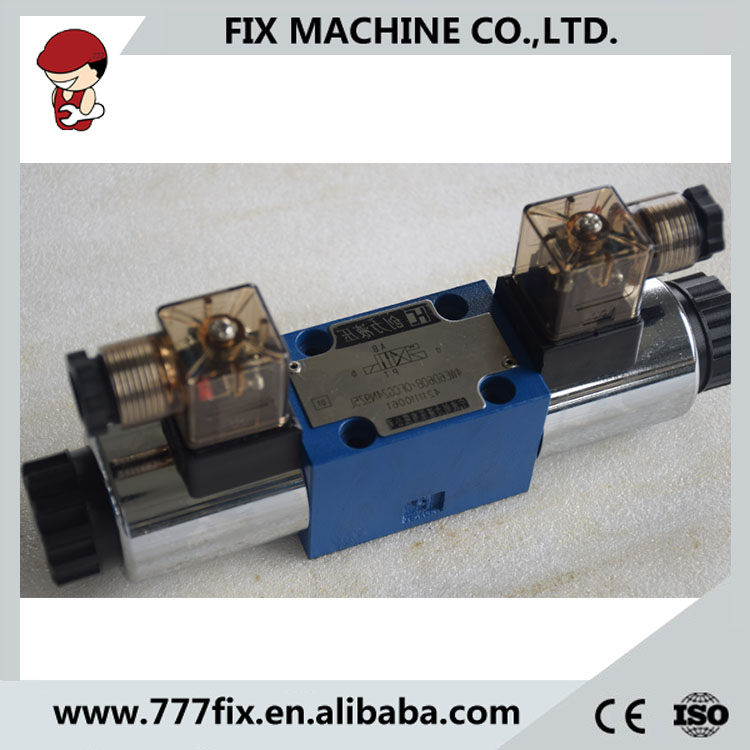 we10 uchida oil hydraulics directional solenoid valve
