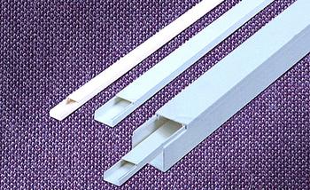PVC Flat Trunking, Duct, Cable Trunking, Slotted Wiring Ducts, UPVC Flexible Conduit, ripple conduit, Corrugated Conduit AS/NZ