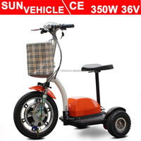 electric 3 wheel scooter for disabled