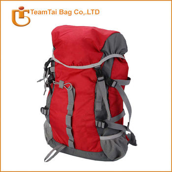 Outdoor sport backpack bag