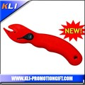 Wholesale red roller heavy duty auto lock cutter knife