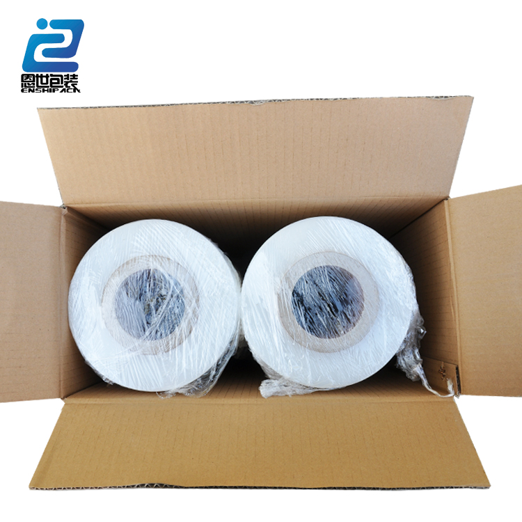 cheap pallet wrap pe stretch film shrink hand wrap