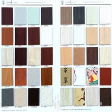 E2 glue Melamine mdf board various colors