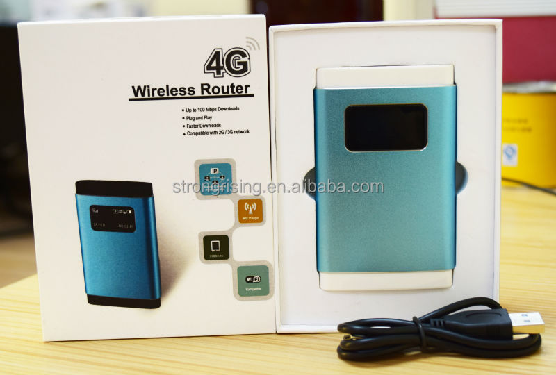 3g 4g wireless wifi router modem with sim card slot