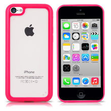 High quality A+grade PC + TPU hybrid case for iphone 5s/5c
