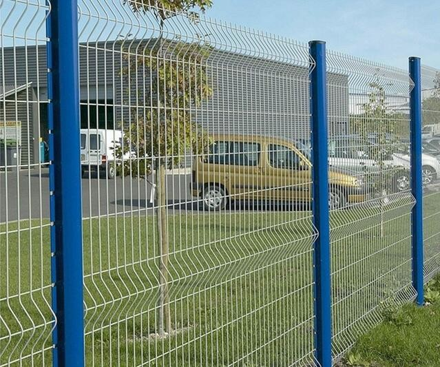Manufacturer Metal Wire Mesh Fencing Panel