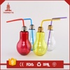 /product-detail/philippines-500ml-empty-bpa-free-plastic-clear-bulb-shaped-glass-bottle-with-straw-for-drinking-60656294663.html
