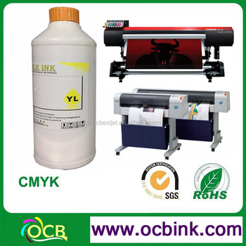 Ocbestjet Best Selling Dye Sublimation Offset Ink for Epson Printer Sublimation ink
