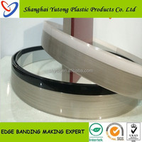 Europe standard Acrylic 3D edge bands manufacture 1x22mm