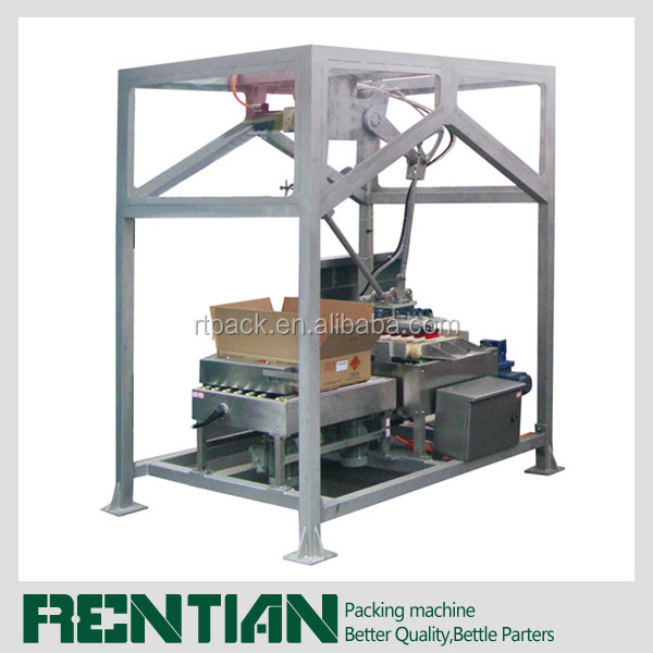 delta 2 robot packer for dragging different shape material customize