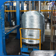 12gauge HT class III zinc coating mainline tubing installation Wire for holding tubes