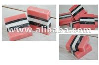 Strawberry facial handmade soap (All skin type)