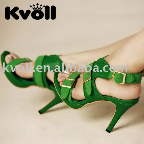2010 Ladies High heel sandals