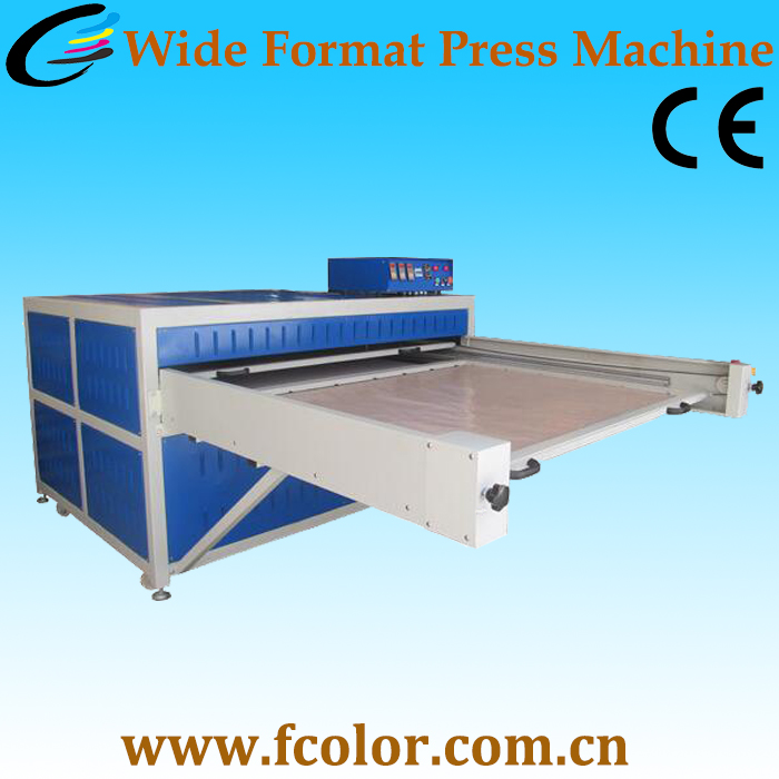 Best Heating Mat Wide Format Heat Press Machine