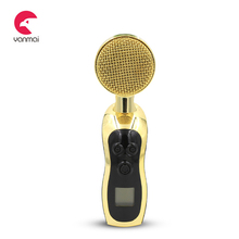 oem high sensitive bluetooth portable wireless singing microphone