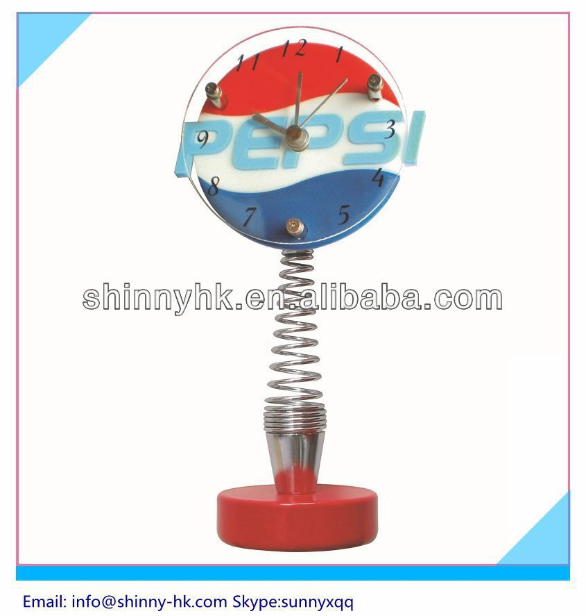 Promo clock movement for pepsi wholesale