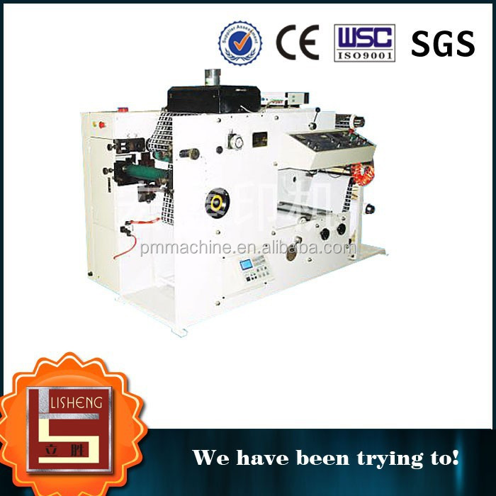 Hot-Selling 1 Color (YT-600/800/1000) Flexo Printing Machine For Indian