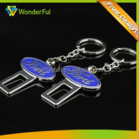 Custom Metal Car Logo Keychain Cheap Custom Keychains
