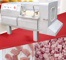 Frozen Chicken Meat Dicer Cube Flaker Machine With Good Quality