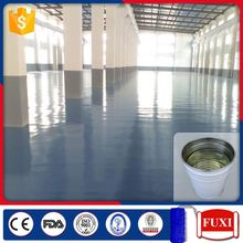 One Adhesive Force Oil Resistant Solvent Epoxy Self-leveling Seal Primer Floor Paint