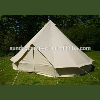 Suzuki swift car accessories rip-stop cotton fabric canvas bell tent for sale