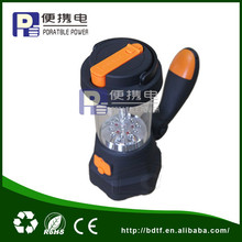 Hand crank dynamo emergency tent led camping lights