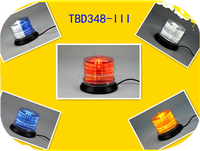 Led Warning Light Amber/Red Strobe Beacon Light(TBD348-III )
