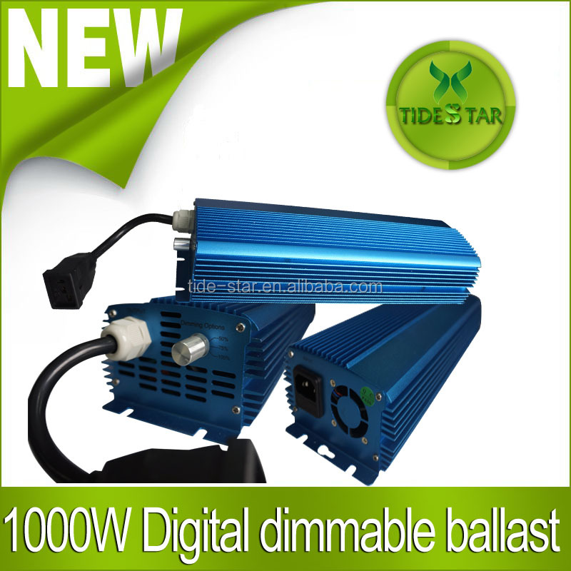 1000w Dimmable 277v Electronic Ballast for Double Ended HPS Lamps