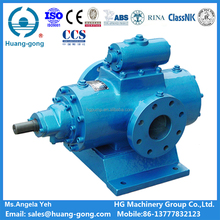 SN series electric fuel oil Three screw pump for oil transfer