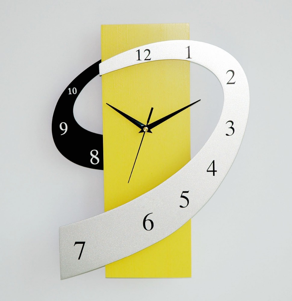 Colorful Art Clocks Wall Ideas - Art & Wall Decor - hecatalog.info
