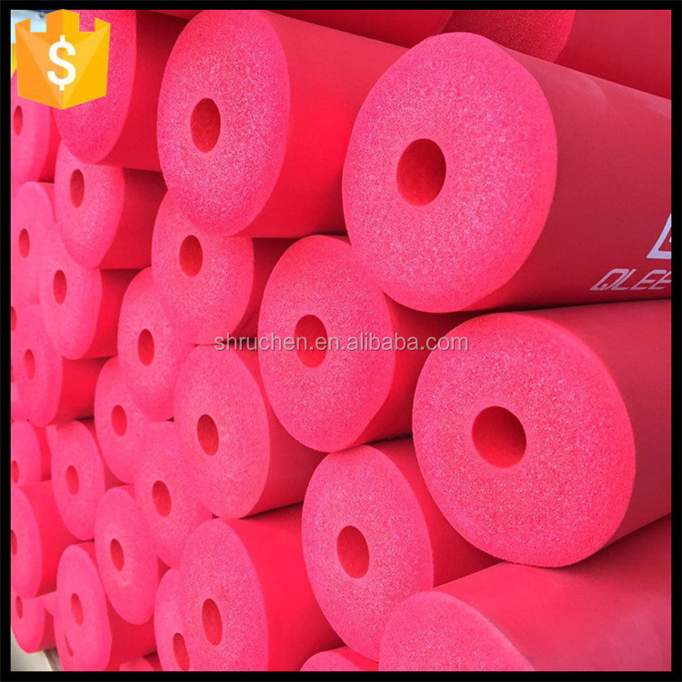 Custom made new coming soft protective foam insulation tube