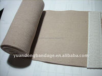 New Products for 2016 medical self-closure high elastic bandage(complexion)