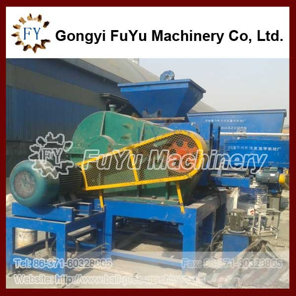 FuYu Lower Cost and High Output Lime Stone Briquette Press Machine
