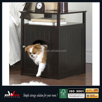 everlasting Thicken wooden utility dog house and end table