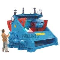 heavy duty type trailer turntable/welding turn table/rotor turning machine