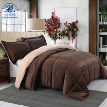 Factory direct provide bed linen luxury bed comforter set