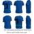 100% Polyester T-shirt Apparel China Supplier