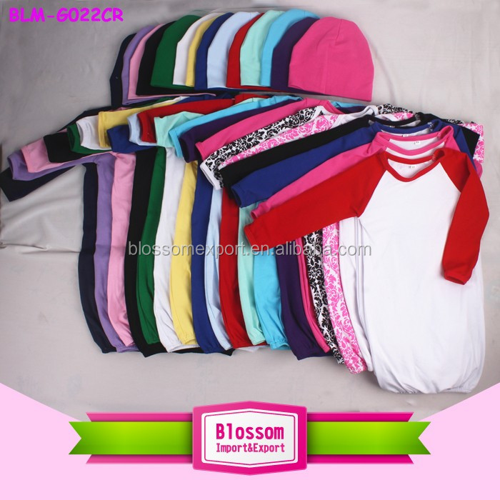 2016 fashion design soft knit crochet inflatable sleeping bags with headband