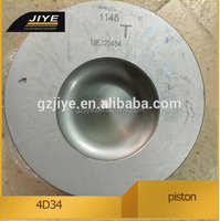 piston for 4D34 ,original part no.:ME220454,ME088990,ME082584,ME014160,ring set;piston,liner cylinder,cylinder liner kit