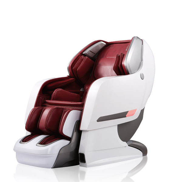 Enjoying Life! 3D Intelligent L-shape Air Pressure Massage Chair With Footrest