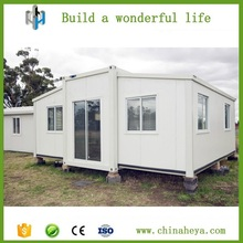 Portable bath modular fabrication bungalow house for sale