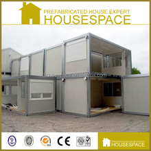 20 ft Metal Modular Prefab Container Homes