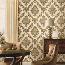 Cheap fashional modern design non-woven wallpaper wallcovering for interior decoration