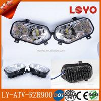 Factory prices for ATV Accessories led headlight for polaris RZR 800/900 XP ATV UTV rzr900