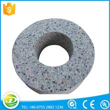 Different density high qulity pure color recycling scrap rebond foam
