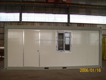 China movable prefab assemble and disassemble container house/homes