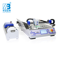 Mini High Speed LED Pick And Place Machine /SMT Desktop Pick And Place Machine Production Line